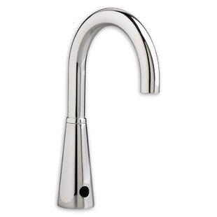 American Standard Selectronic Gooseneck Proximity Metering Bathroom Faucet