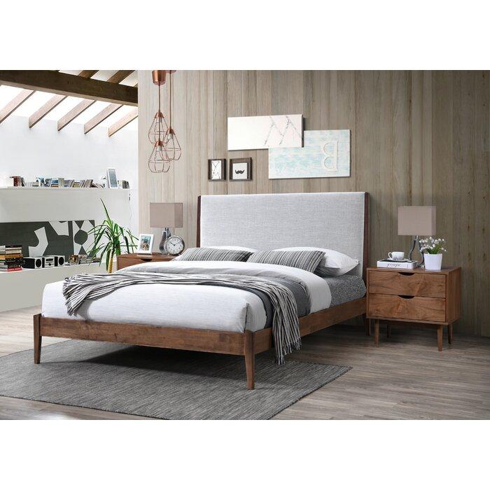 Collette Queen Platform 3 Piece Bedroom Set