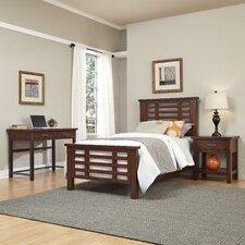 Rockvale Slat 4 Piece Bedroom Set by Loon Peak