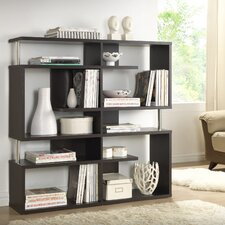 Baxton Studio Kessler 47 Accent Shelves Bookcase by Wholesale Interiors