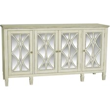 Driggs 4 Door Cabinet by One Allium Way