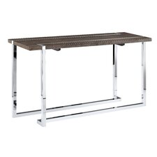 Aubuchon Rectangle Console Table by Wade Logan