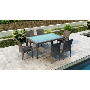 Orren Ellis Gilleland 7 Piece Dining Set ..