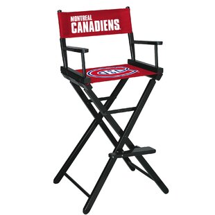NHL Folding Director Chair