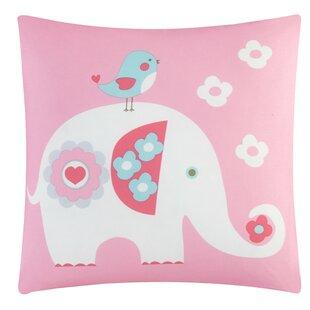Pinehurst Elephant Comforter Set by Zoomie Kids