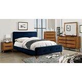 Bayaud Queen Platform 4 Piece Bedroom Set by Corrigan Studio