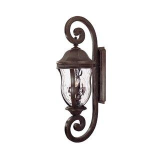 Coutu 4-Light Outdoor Wall Lantern by Dar..