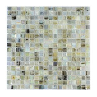 Piazza 0.5 x 0.5 Glass Mosaic Tile