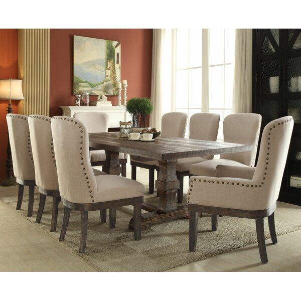Superior Gracie Oaks Richardson 9 Piece Dining Set U0026 Reviews | Wayfair