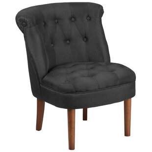 Rotterdam Upholstered Side Chair by Charlton Home