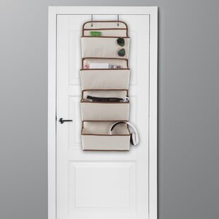 Shop For 4 Pockets Overdoor Organizer ByLavish Home