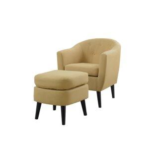 George Oliver Westberg Barrel Chair
