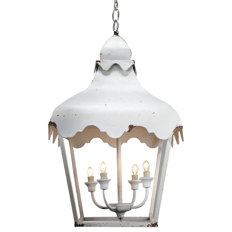 Lussan Lantern Pendant - come explore these 15 Stunning European Country Inspired Farmhouse Ingredients