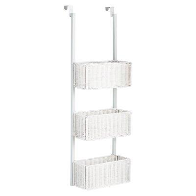 Elegant ClosetMaid Adjustable Overdoor Hanging Organizer U0026 Reviews   Wayfair