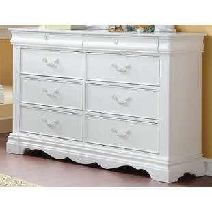 Check Prices Deloris 8 Drawer Double Dresser by Harriet Bee Reviews (2019) & Buyer's Guide