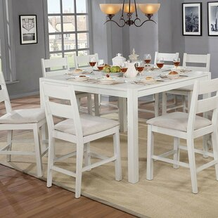 Quintana Counter Height Dining Table by August Grove