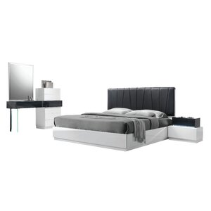 Bed With Storage Full Size