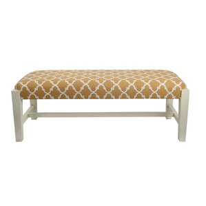 Arkin Fabric Cocktail Ottoman by Darby Home Co
