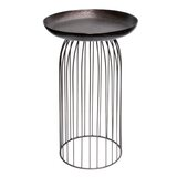 Linsley End Table by Ivy Bronx