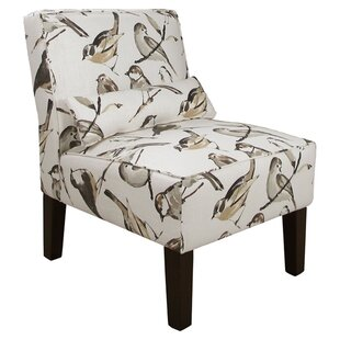 Oiseaux Slipper Chair