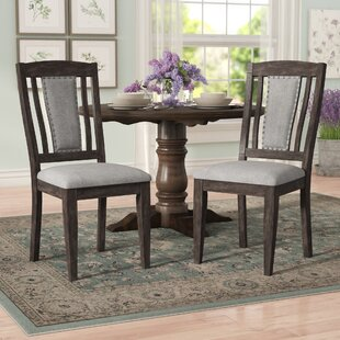 Suzann Wooden Side Chair (Set of 2) by La..