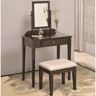 American Furniture Classics Vanity Set with Mirror