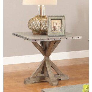 Gracie Oaks Fabienne End Table