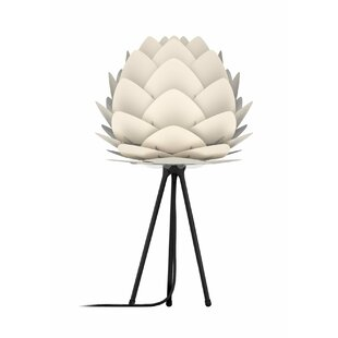 Banks 25 Aluminum Geometric Tripod Table Lamp