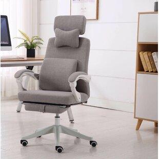 Hounslow Office Chair & Computer Chair With Footrest | Wayfair