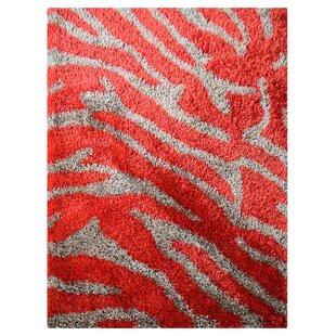 Ry Red Beige Indoor/Outdoor Rug