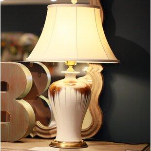 Jiang Ceramic 27 Table Lamp