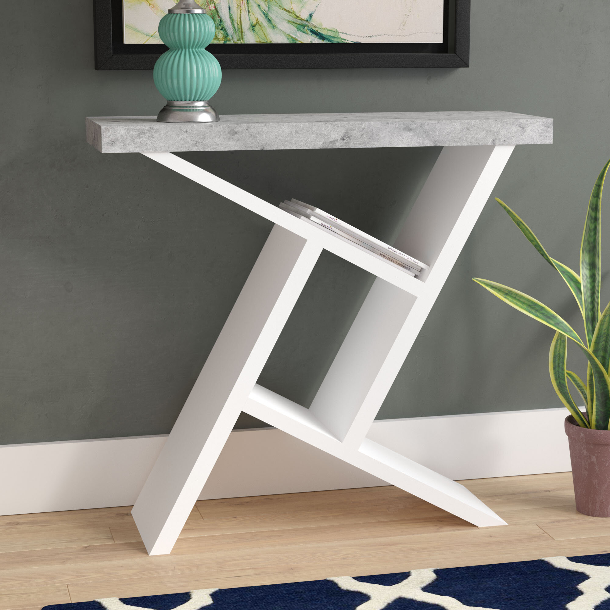 Modern Contemporary Console Tables You Ll Love In 2021 Wayfair