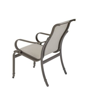 Torino Stacking Patio Dining Chair