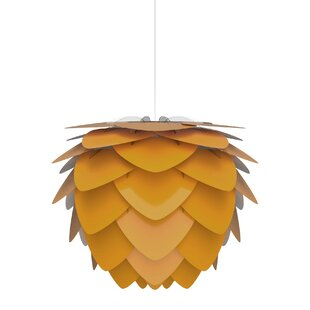 Umage Aluvia Plug-In 1-Light Aluminum Geometric Pendant