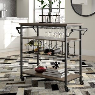 Knapp Wine Cart Trent Austin Design