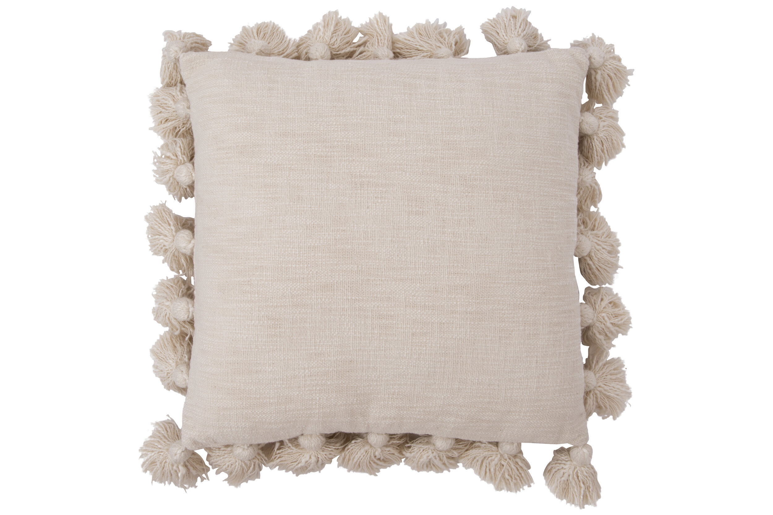 Interlude Luxurious Square Cotton Pillow Cover And Insert Reviews