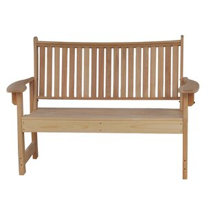 Royal Cypress Garden Bench
