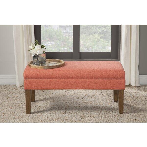 Captivating Wildon Home ® Decorative Storage Bench U0026 Reviews   Wayfair