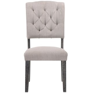 Ahner Upholstered Dining Chair (Set of 2) by One Allium Way SKU:AE175885 Description