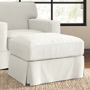 Wayfair Custom Upholstery™ Landon Ottoman