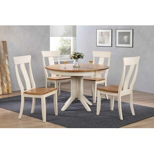 Alisha 5 Piece Dining Set Alcott Hill
