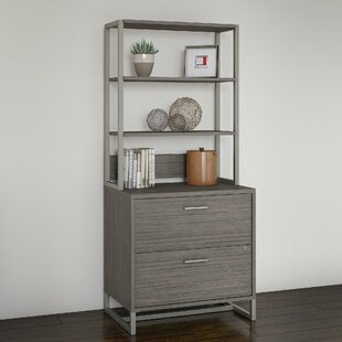 Charmant Bookcase Filing Cabinet Combo | Wayfair