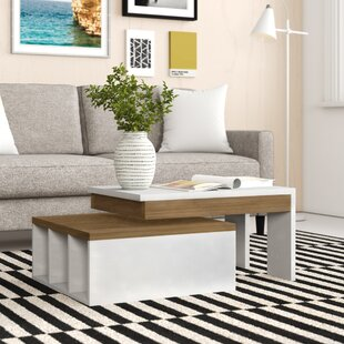 Madison Coffee Table With Storage By Zipcode Design