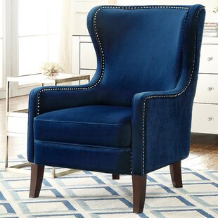 Devon Wingback Chair by Home by Sean & Catherine Lowe Top Reviews
