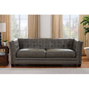 Dierking Leather Sofa