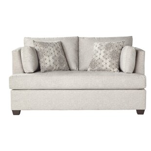 Perryman Loveseat Ebern Designs