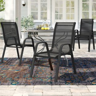 Stackable Sling Chair Patio Wayfair