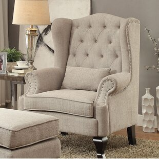 Darby Home Co Evins Wingback Chair
