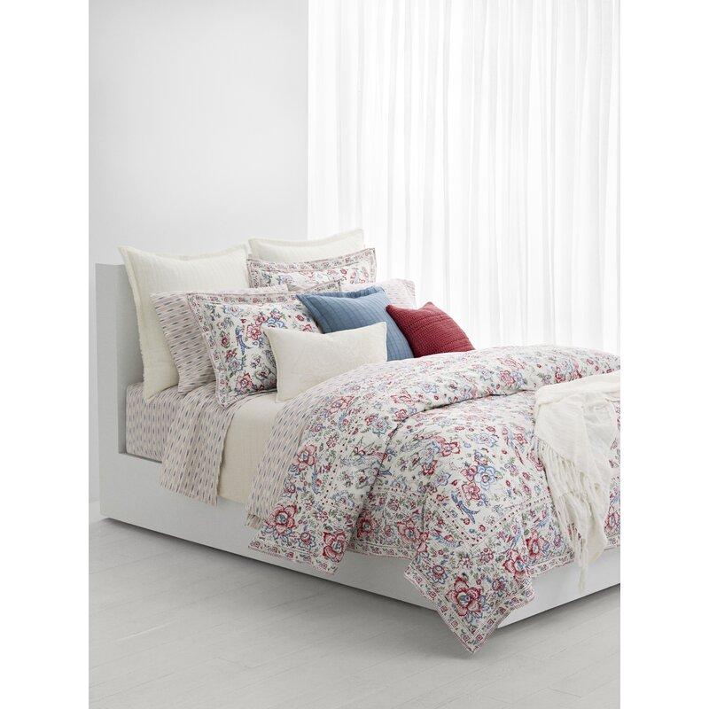 Lauren Ralph Lauren Lucie Floral Comforter Set Reviews Wayfair