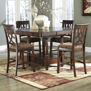 Cedar Creek Counter Height Extendable Dining Table